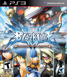 BlazBlue: Continuum Shift