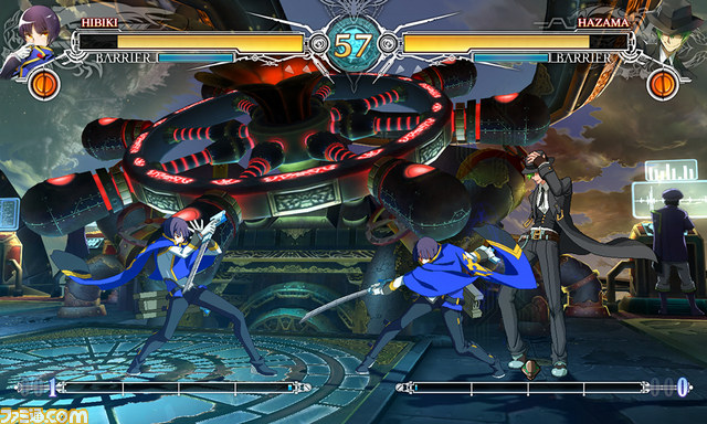 скачать игру Blazblue Central Fiction - фото 4