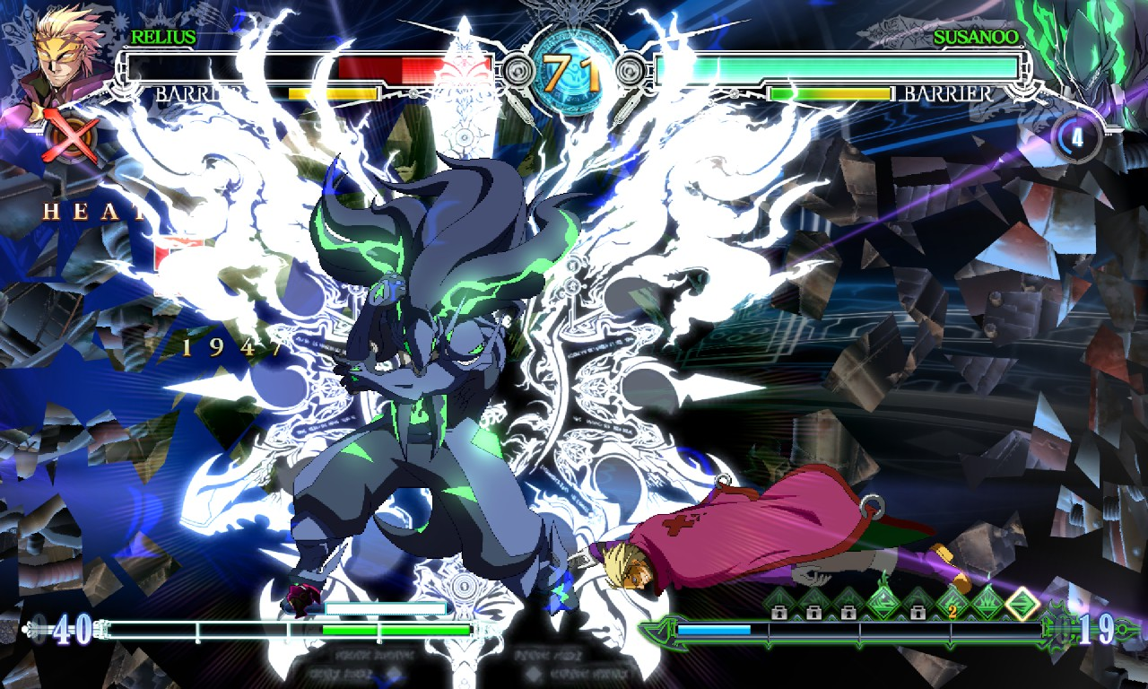 Arc System Works BLAZBLUE CENTRALFICTION Special Edition