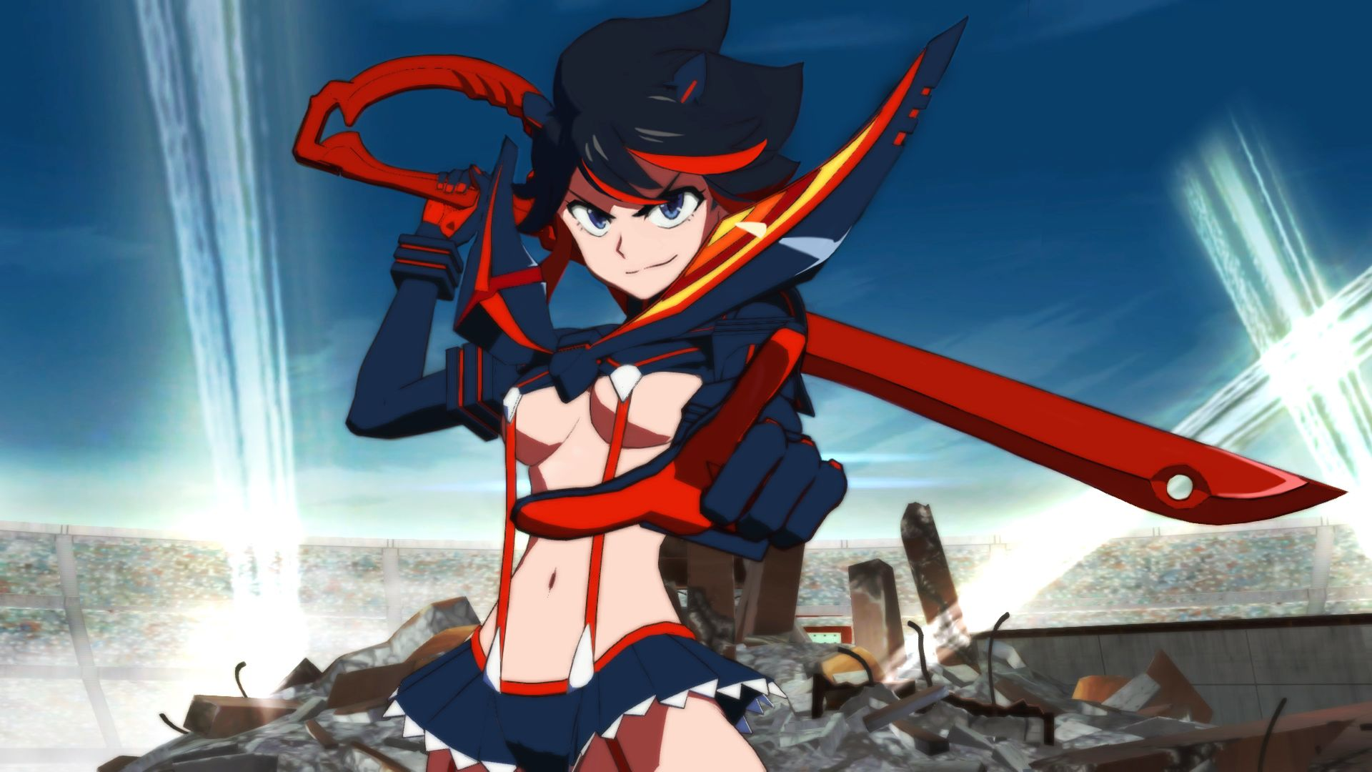 Kill La Kill If Now Available On Playstation 4 Nintendo Switch